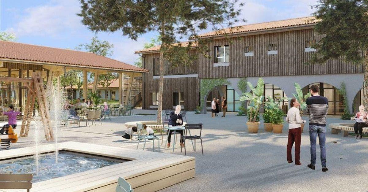 La France construit un village reserve aux malades atteints dalzheimer 1