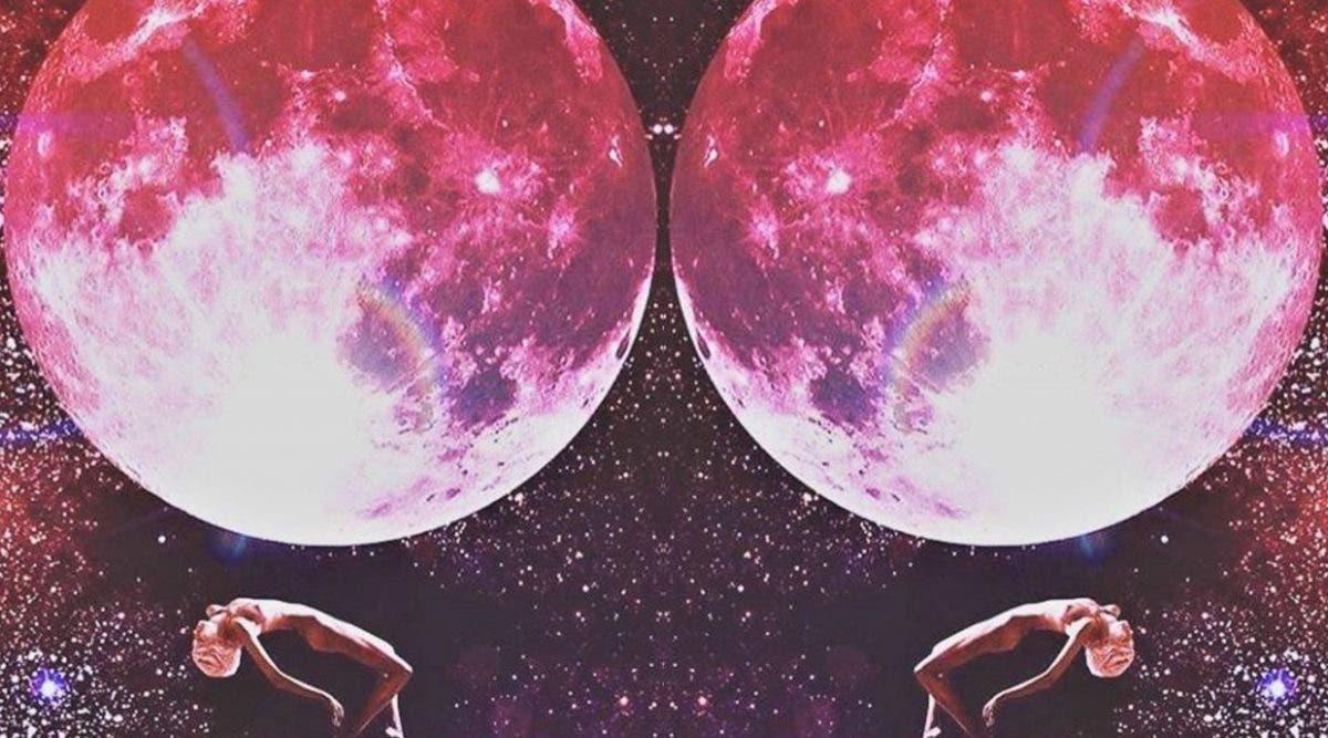 La Super lune de ce lundi 9 Mars nous aidera à surmonter toutes nos peurs