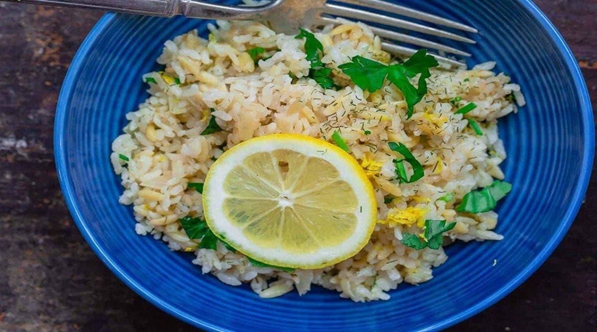 La célèbre recette du riz au citron qui rend fou les gourmands