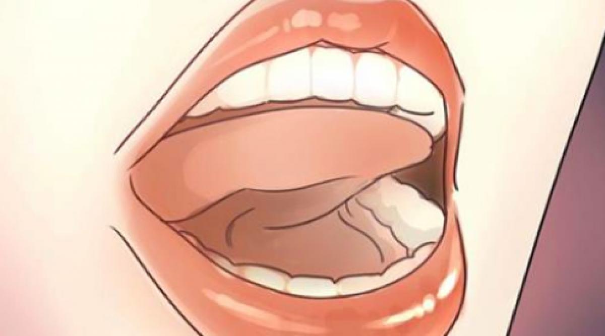 La chose génial qui arrive à votre corps quand vous touchez votre palais avec votre langue et respirez