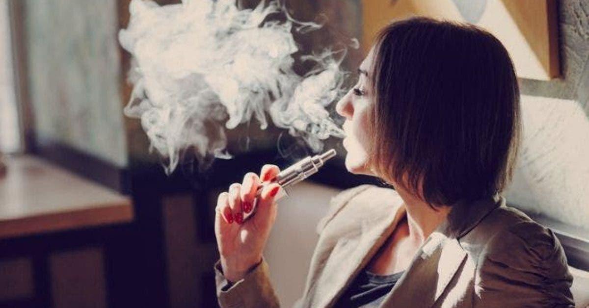 La cigarette electronique endommage les cellules vitales du systeme immunitaire 1