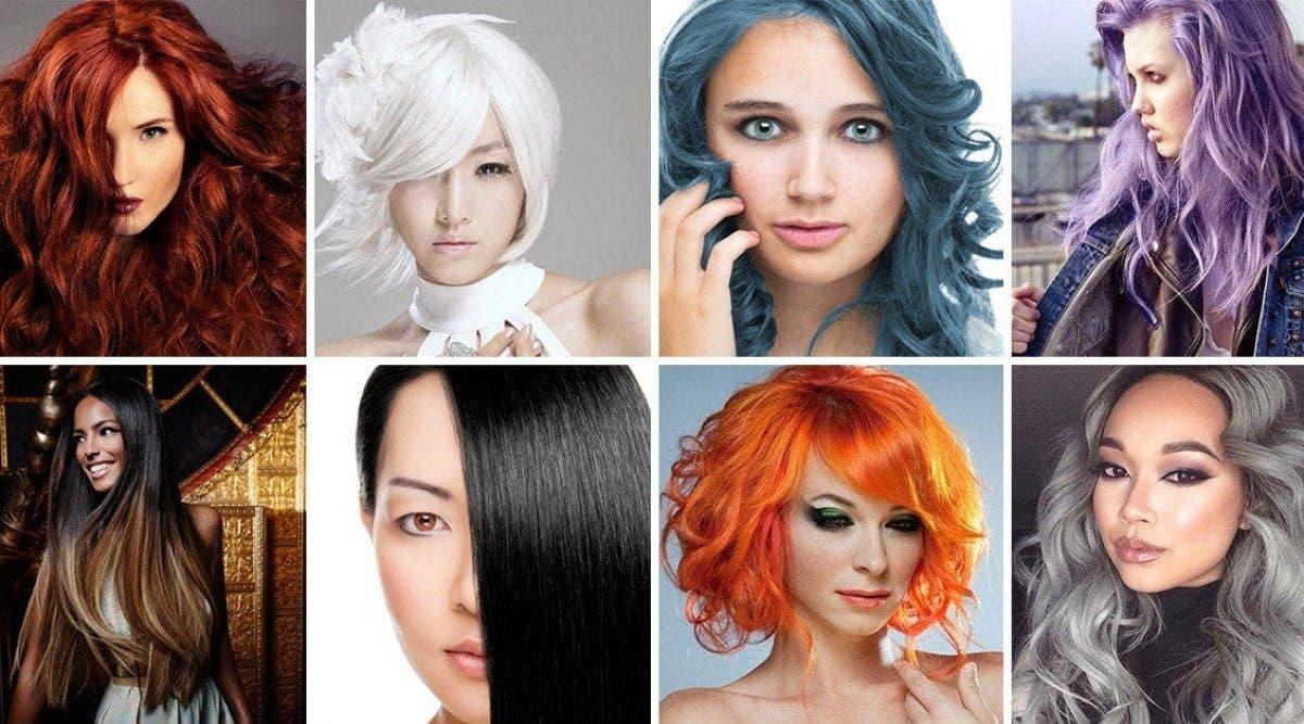 La couleur de cheveux que vous choisissez révèle votre personnalité