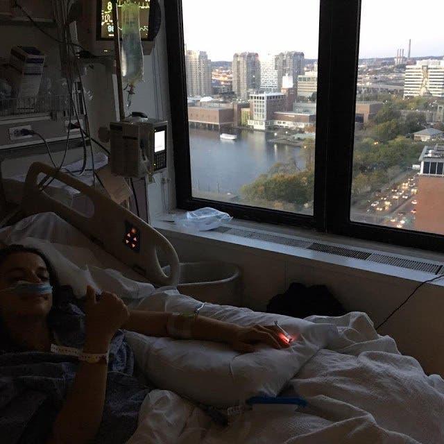 La famille de cette fille de 11 ans pense qu'elle est morte cérébralement.