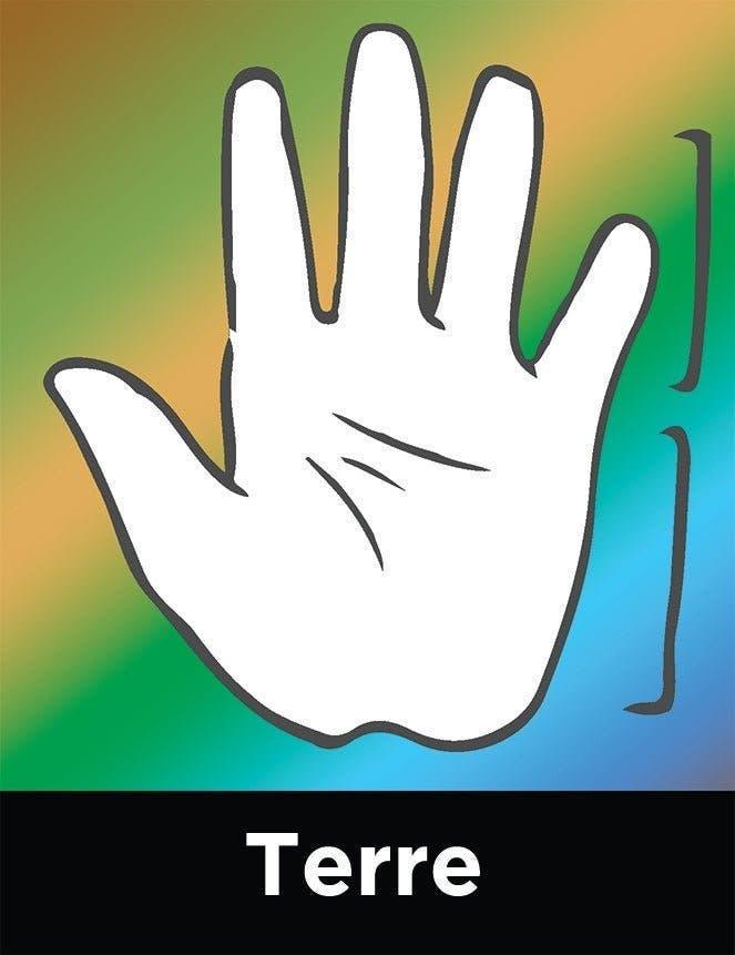 La forme de votre main révèle de mystérieuses choses sur votre personnalité