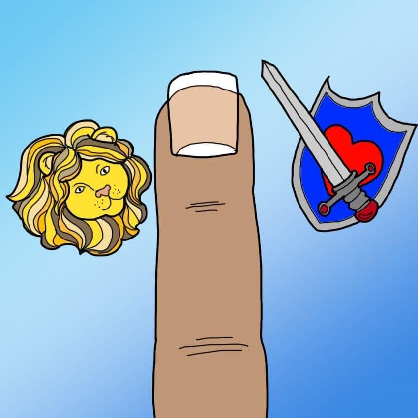 La forme de votre ongle