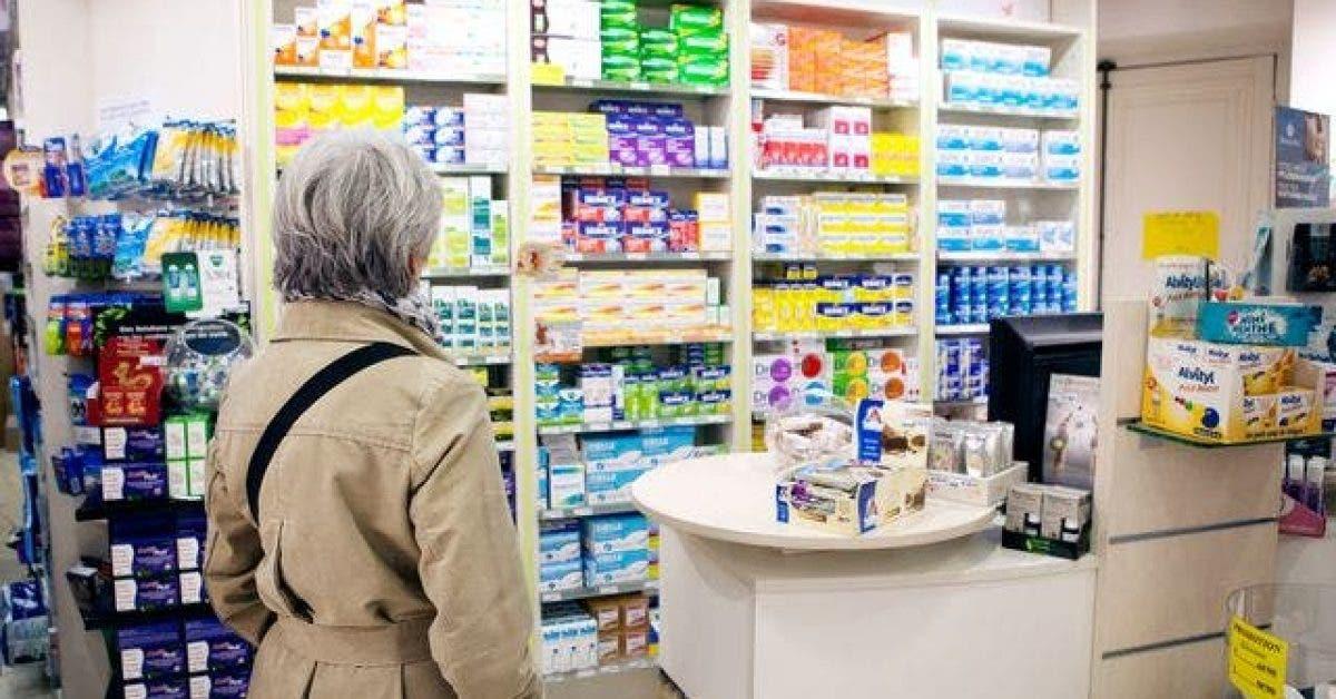 La liste noire des médicaments sans ordonnance