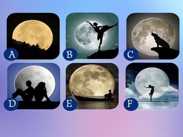 La lune que vous préférez indique beaucoup de choses sur votre personnalité