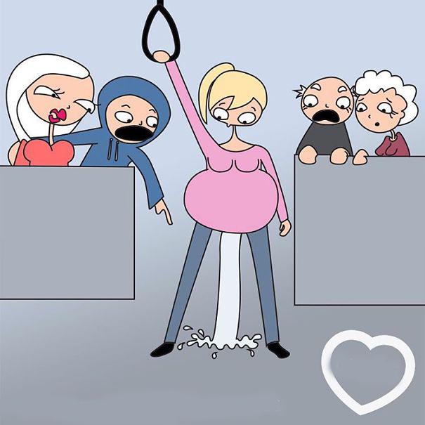 La peur daccoucher en public 1 1