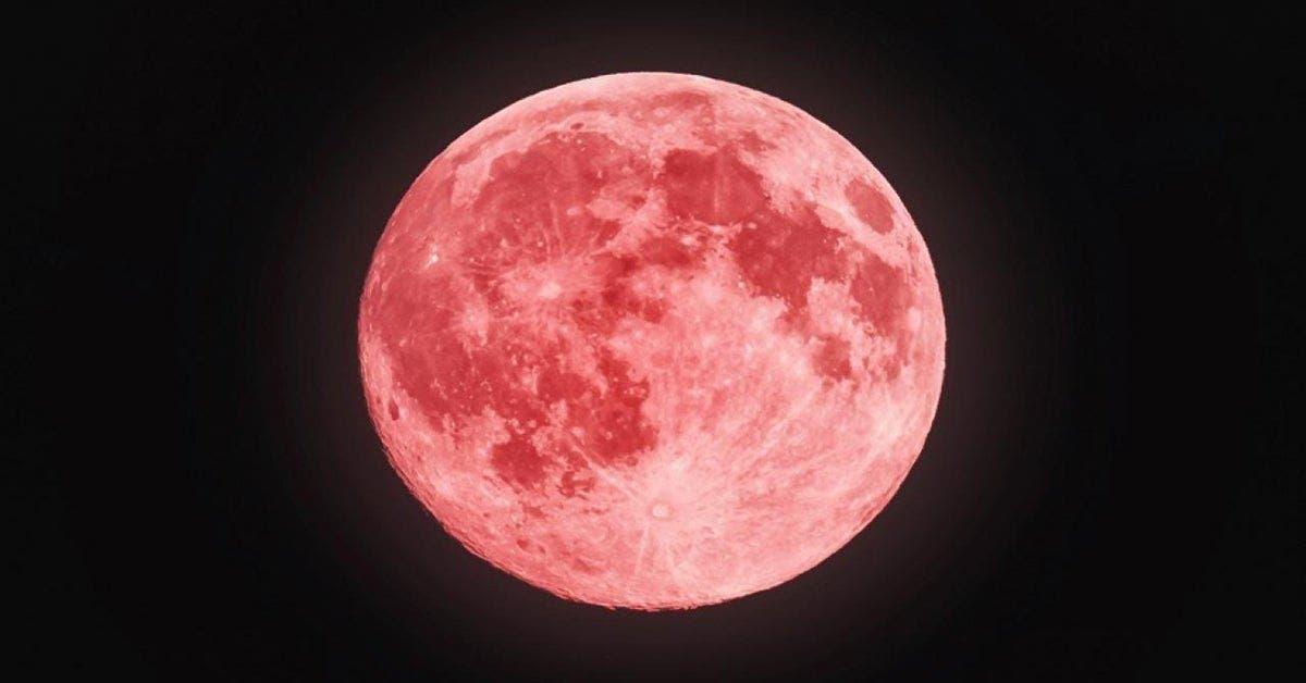 La pleine lune rose du 19 avril apportera du renouveau dans votre vie