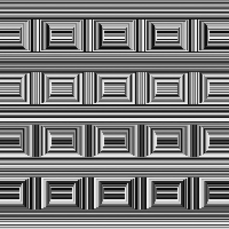 La plupart des gens ne peuvent pas trouver les cercles cachés dans cette image