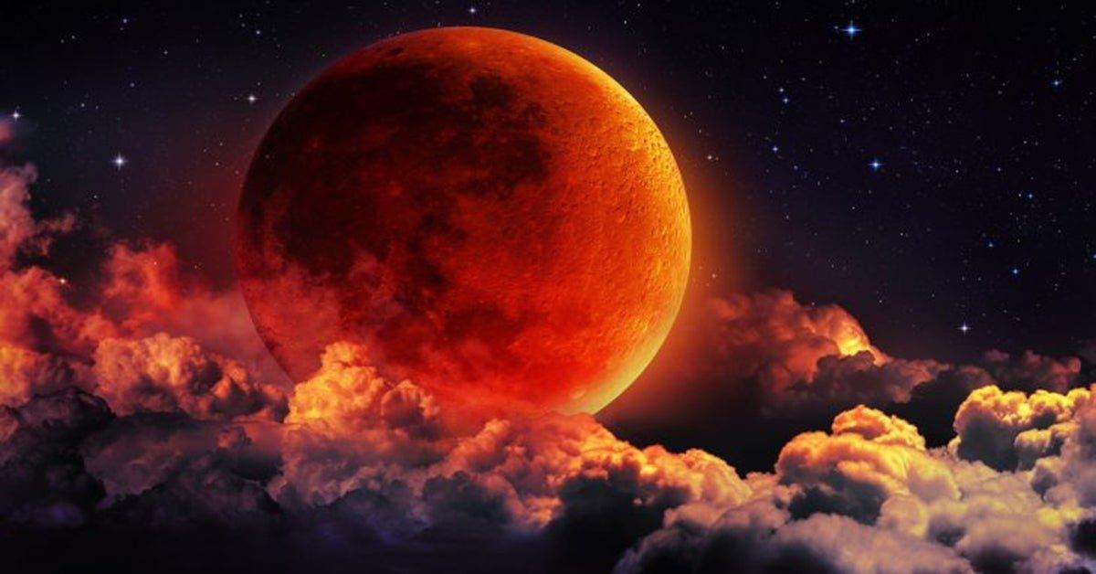 La plus grande super lune de lannee 2019 se produit en Fevrier 1 1