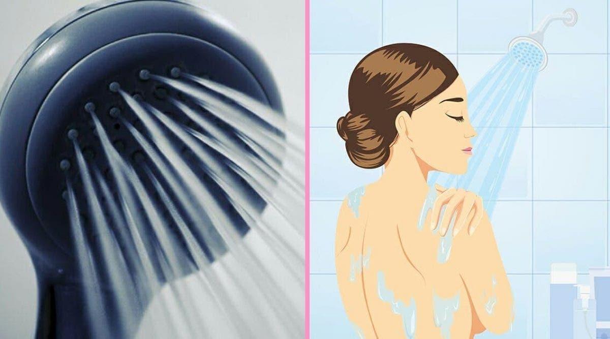 La première partie de votre corps que vous lavez sous la douche en dit long sur votre personnalité