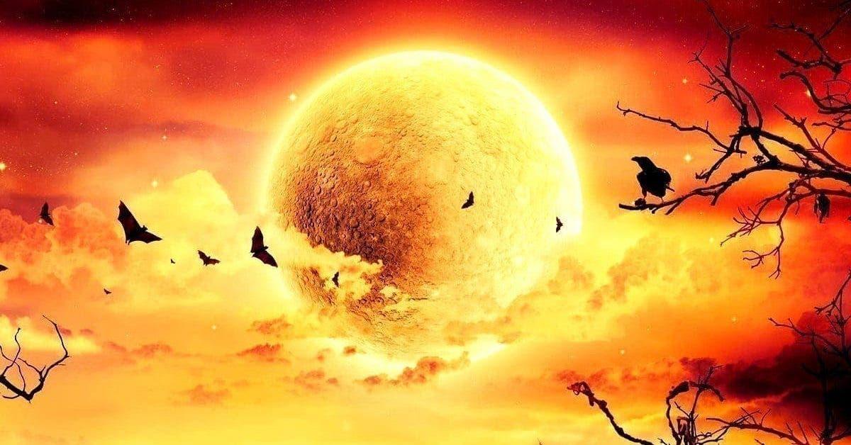 La première pleine lune du mois d'octobre apportera une énergie négative qui affectera nos émotions