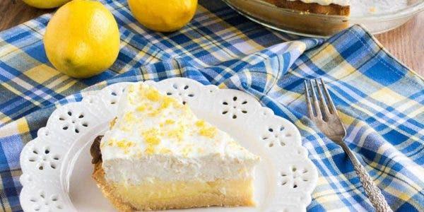 La recette de la tarte au citron sans gluten