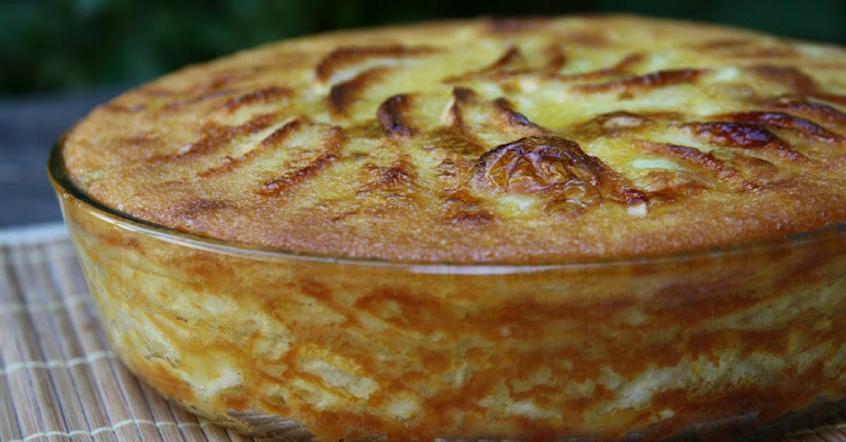 La tarte aux pommes de nos grands meres fondante et onctueuse 1