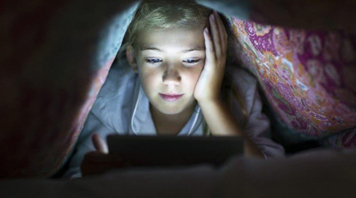 L'addiction aux écrans rend les enfants lunatiques