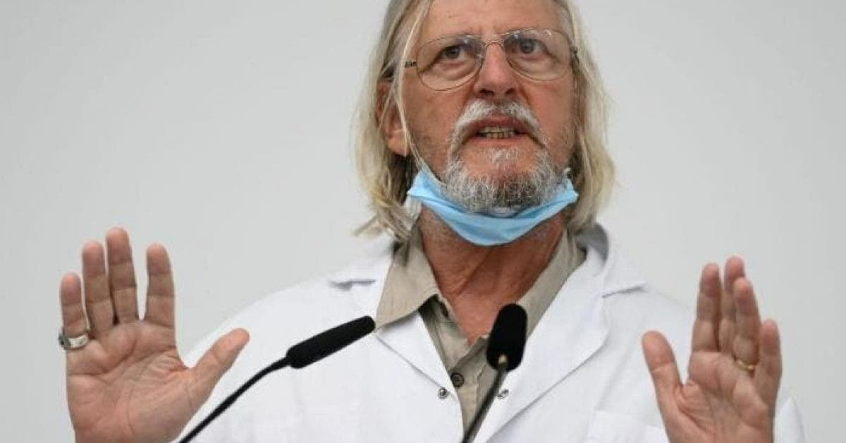 Le Coronavirus subit une « surmutation » affirme le professeur Raoult