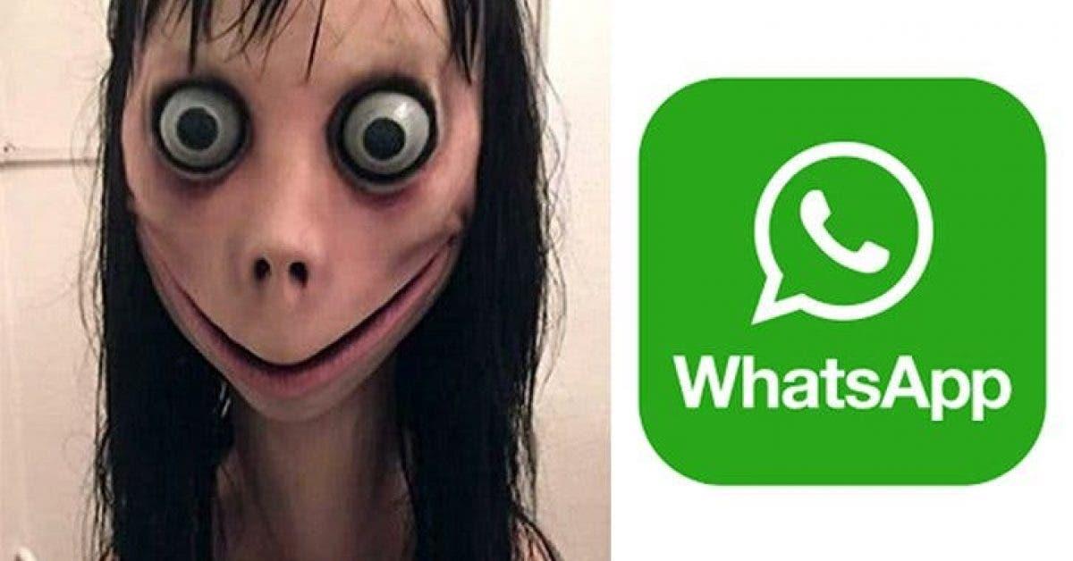 Le Momo Challenge pousse les enfants a se suicider via WhatsApp