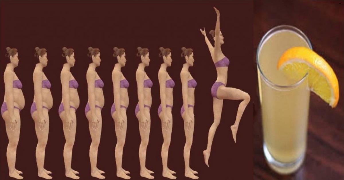 Le célèbre régime de 7 jours pour supprimer les graisses du corps