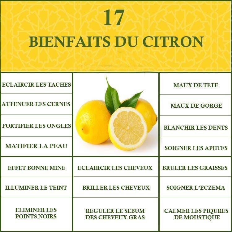 Le citron congelé est un médicament naturel génial