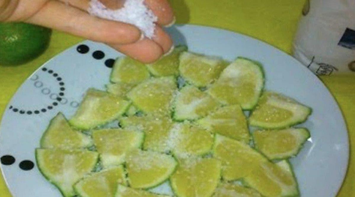 Le citron, le poivre noir et le sel permettent de soulager 9 problèmes de santé