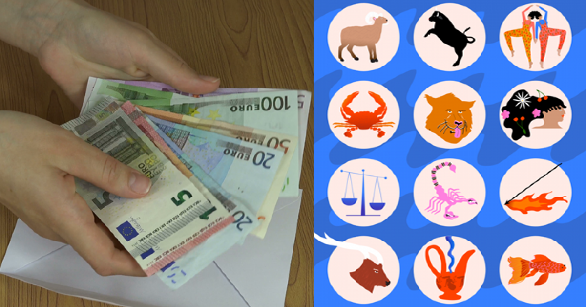 Le classement des signes du zodiaque qui attirent le plus d'argent