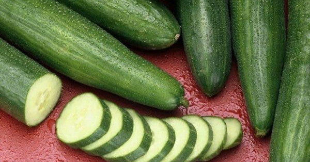 Le concombre peut remplacer 13 medicaments 1