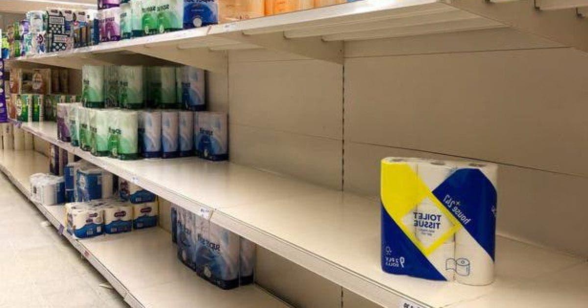 Le coronavirus risque de provoquer une penurie de papier toilette partout dans le monde 1