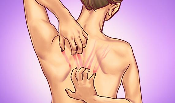 Le corps prévient avant l'arrivée de la maladie