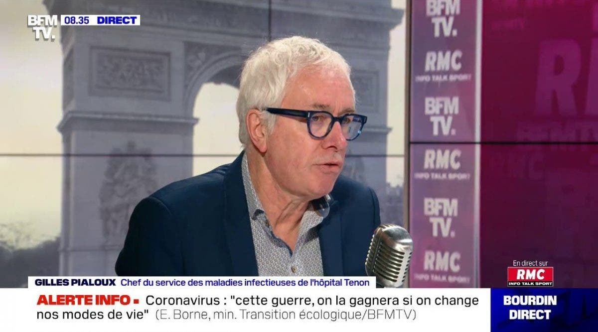 """""""Il y en a marre de l'incivilité des Français"""" Le coup de gueule du chef du service des maladies infectieuses de l'hôpital Tenon"""