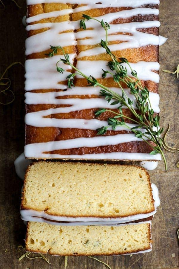 Le délicieux cake au citron