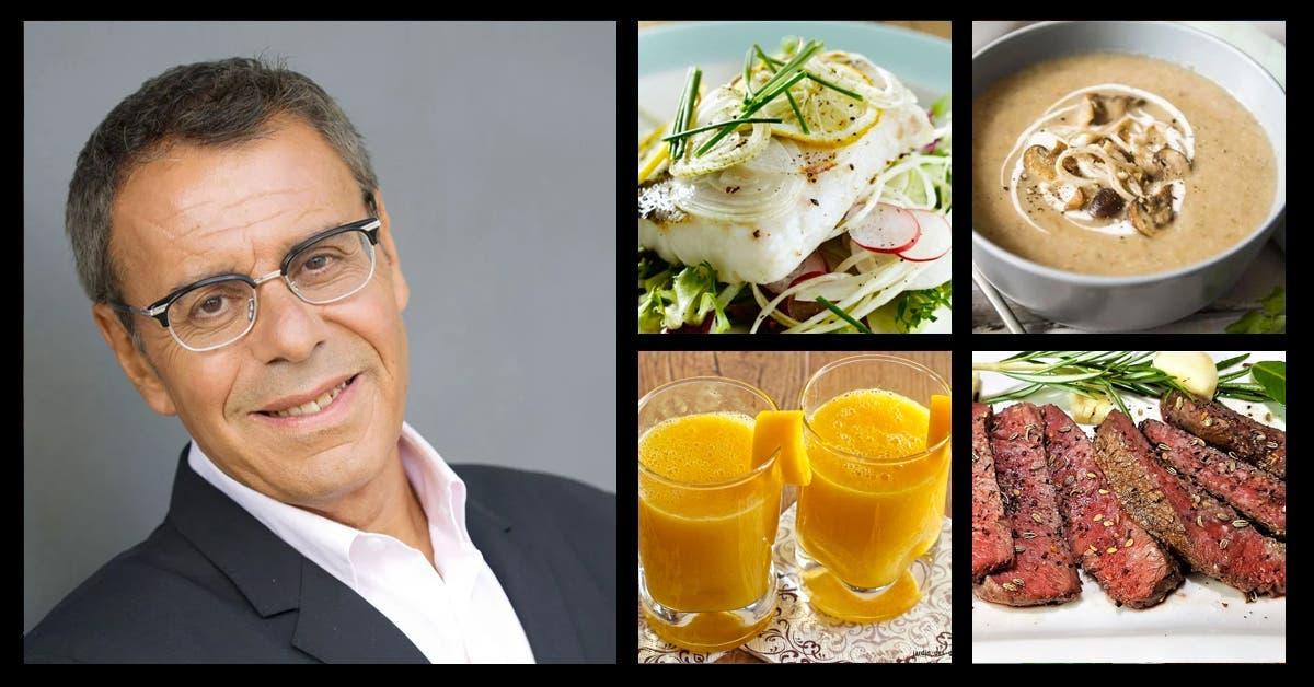 Le délicieux régime du Dr Jean Michel Cohen,