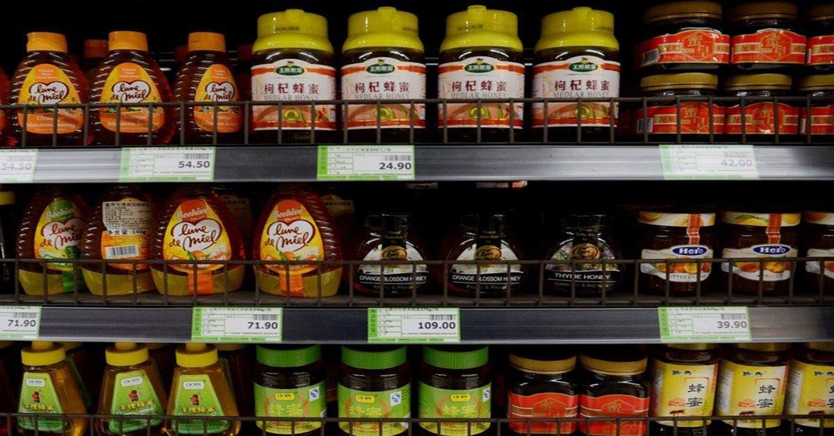 Le faux miel inonde les supermarchés