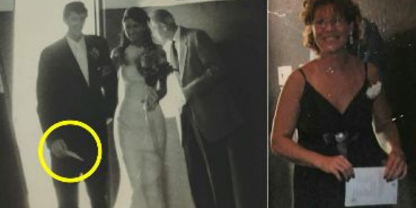 Le jour de mon mariage, ma mère a laissé un message à mon mari – un message qui les concernait tous les deux