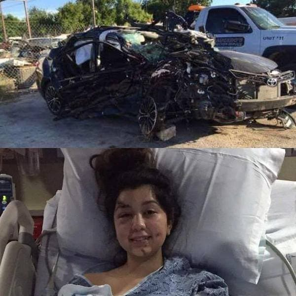Le mari et le bébé de cette femme de 24 ans meurent dans un accident