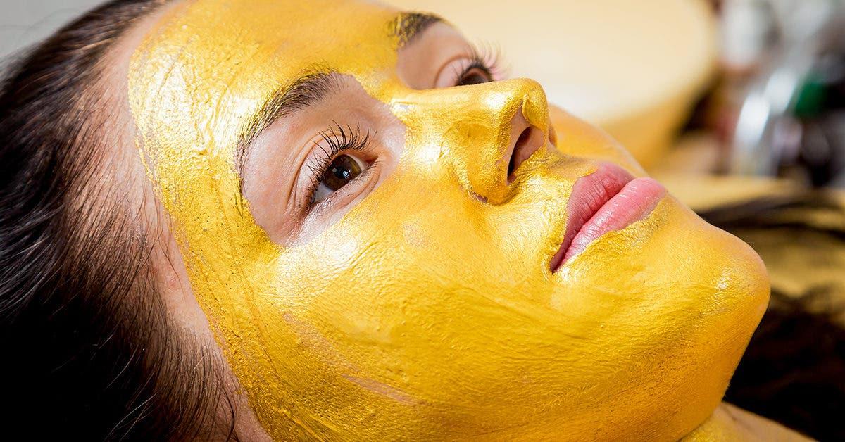 Le masque au curcuma contre les poils indésirables du visage