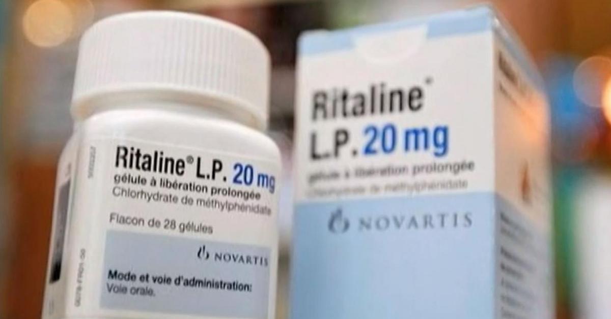 Le medicament contre lhyperactivite Ritaline peut provoquer une mort subite 1