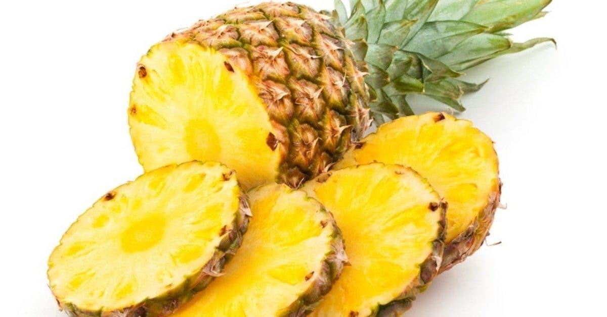 Le menu complet du régime à l'ananas pour éliminer 1,5 Kilos en 3 jours