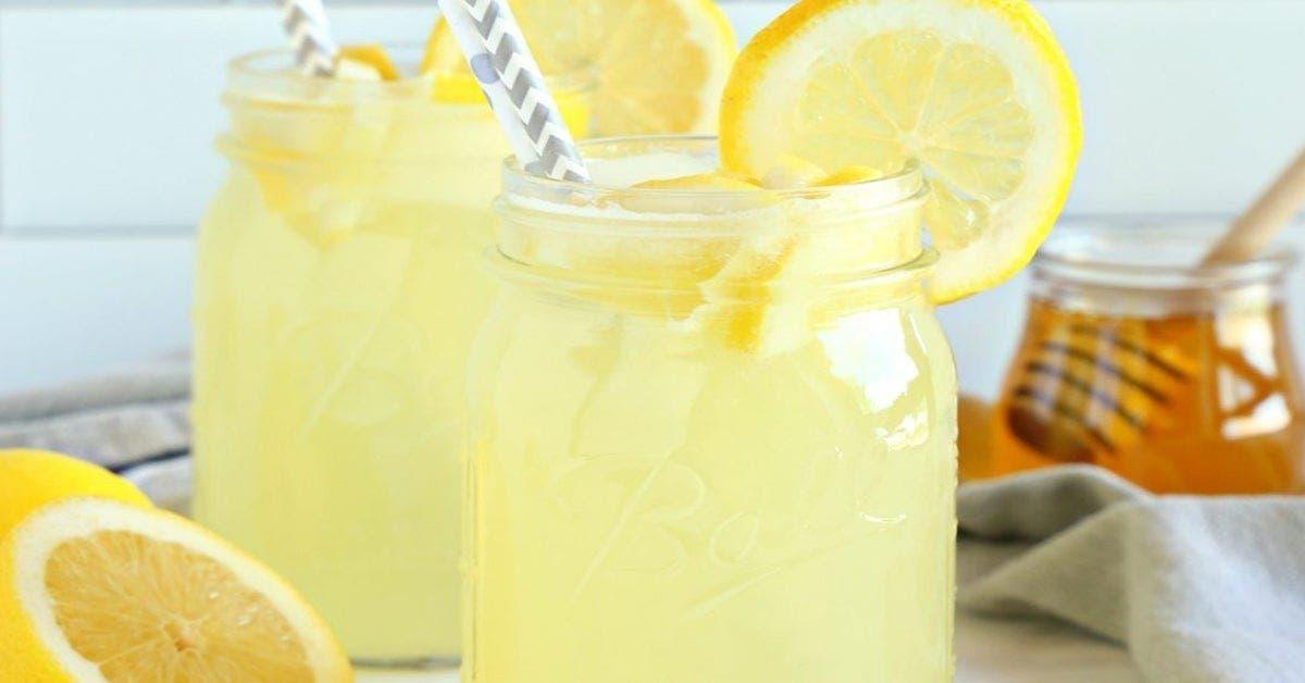 régime citron 10 kg)