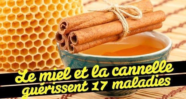 miel d'acacia et cannelle