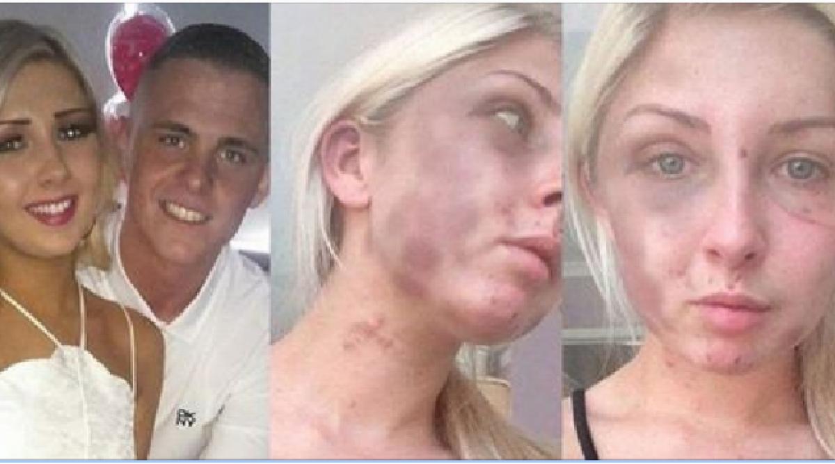 Le monde est terrifié quand il apprend pourquoi cet homme bat sa petite amie