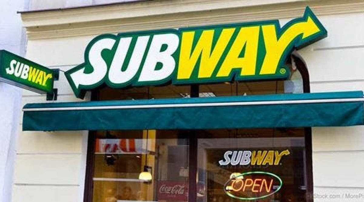 Le poulet de Subway ne contient que 50% de viandes