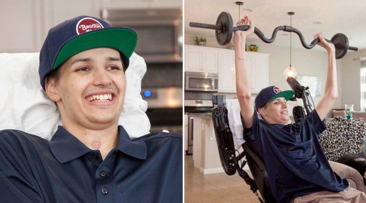 Le premier homme paralysé traité avec des cellules souches retrouve maintenant l'usage des membres supérieurs de son corps