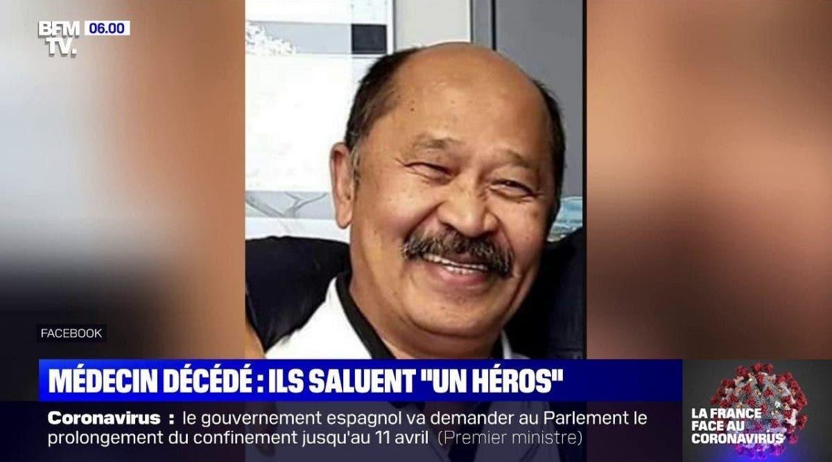 Le premier médecin français est mort après avoir combattu le Coronavirus : voici l'hommage de sa famille