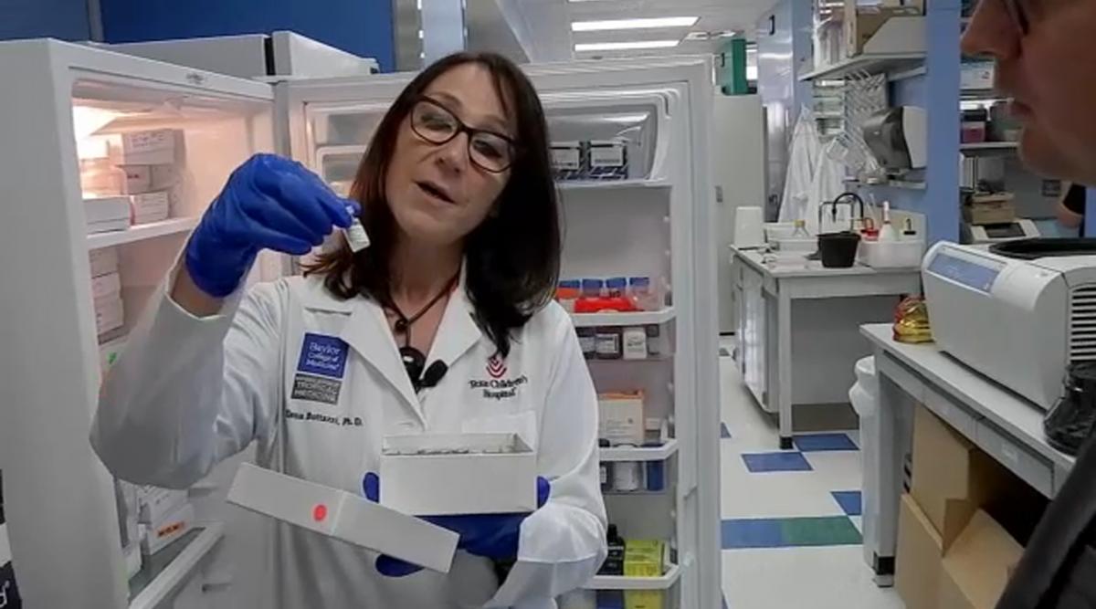 Le premier vaccin contre le coronavirus pourrait être en « essai clinique » en avril