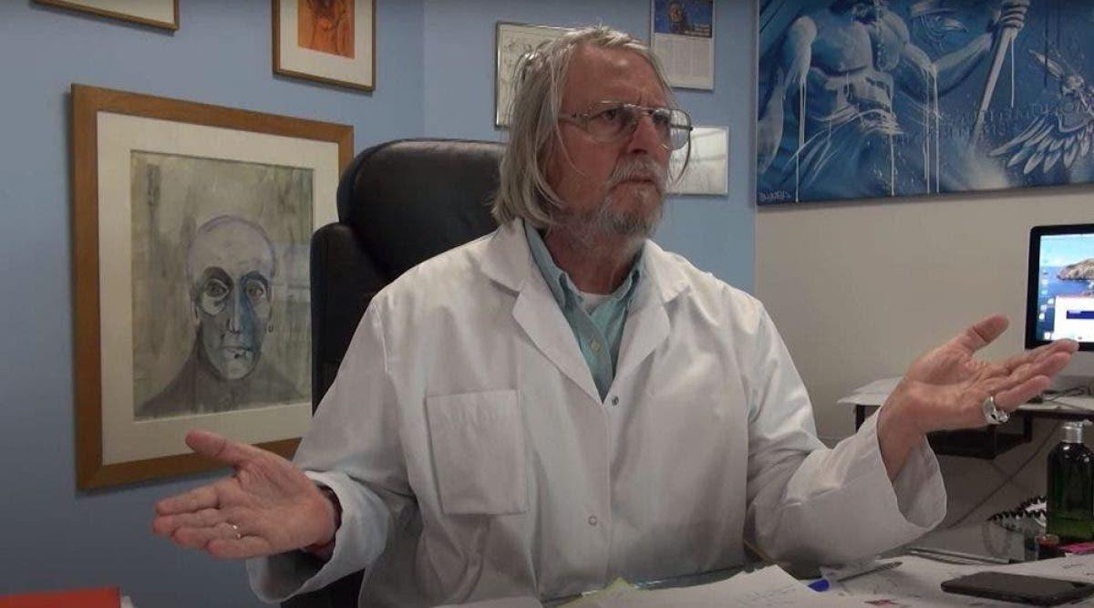 Le professeur Didier Raoult très en colère à cause de l'hydroxychloroquine