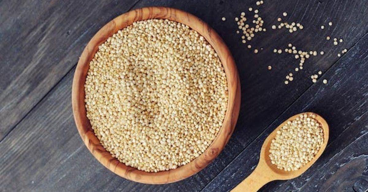 Le quinoa laliment le plus sain de tous les temps11