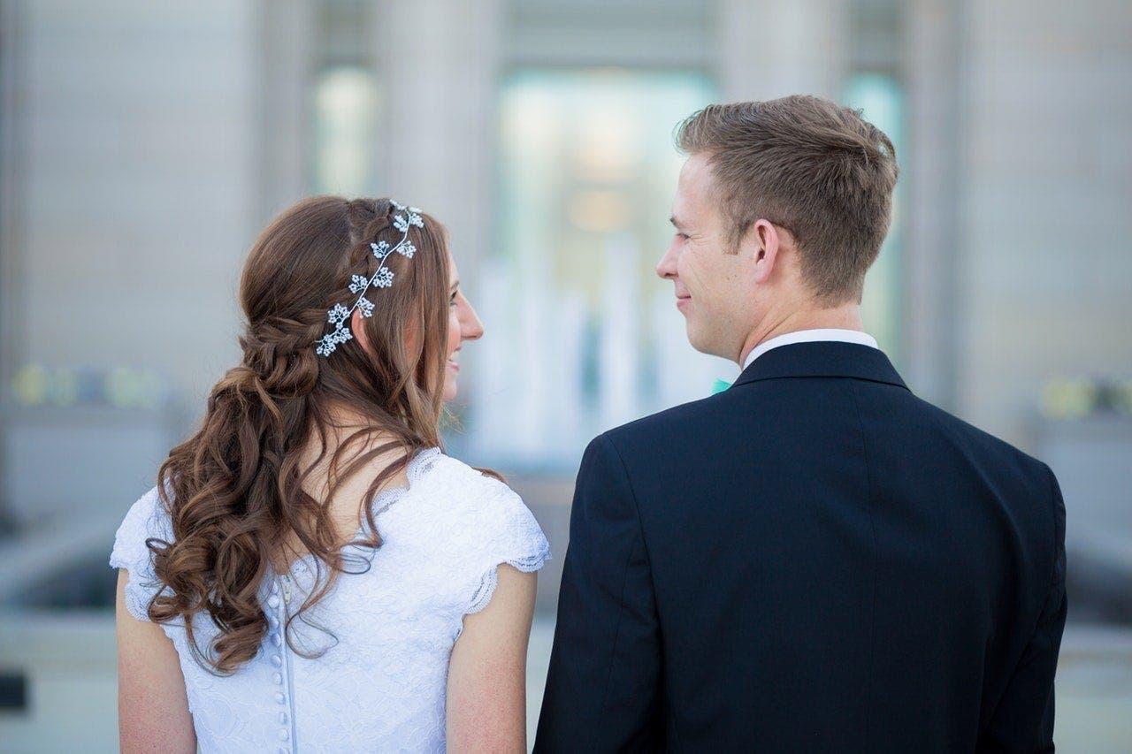 Le secret de votre réussite dépend de la personne que vous épousez
