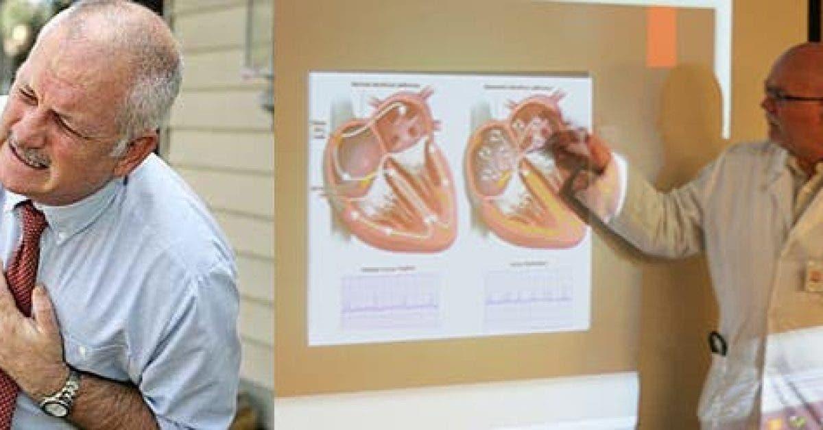Le secret des cardiologues pour arrêter la tachycardie En moins d'une minute