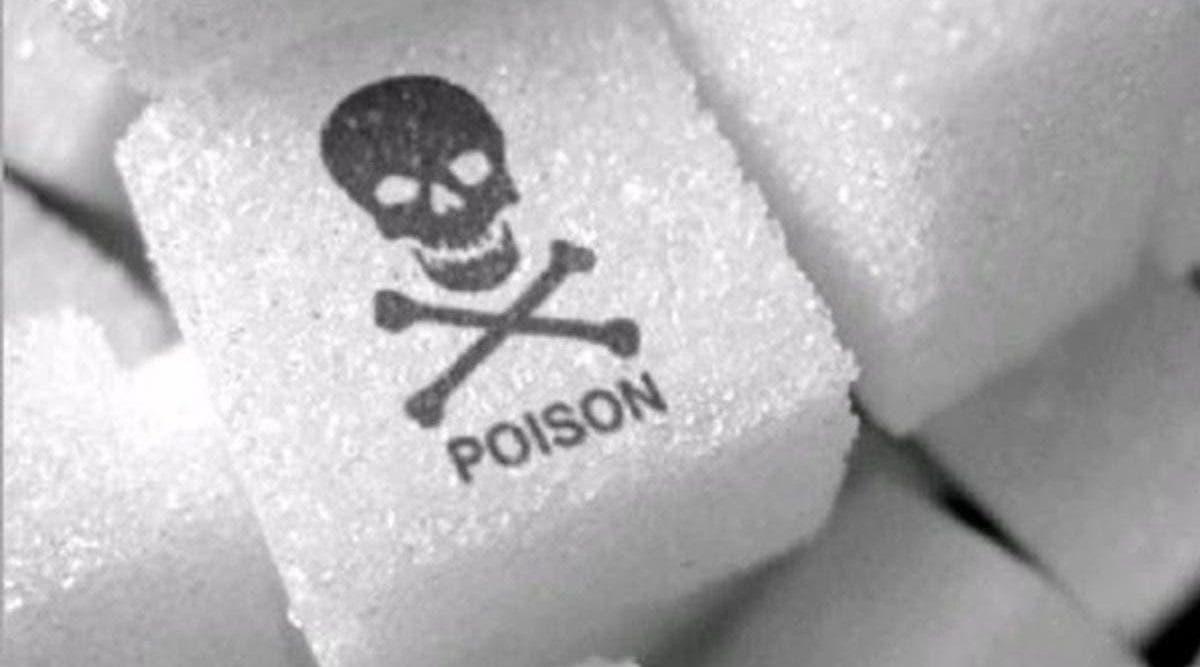 Le sucre est une drogue nocive pour le cerveau